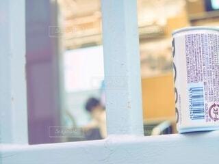 朝の挨拶の写真・画像素材[3771578]
