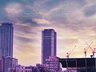 夕方の始まりの写真・画像素材[3778664]