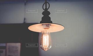 夜はライトアップ ランプの写真・画像素材[1627515]
