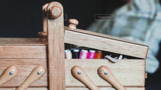 木製カッティング ボードの写真・画像素材[1636874]