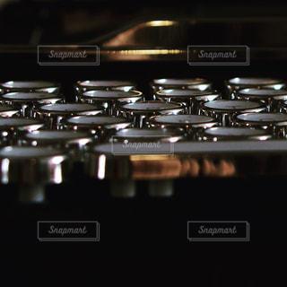 近くにキーボードのの写真・画像素材[1772029]