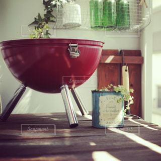 キッチンの写真・画像素材[2051512]