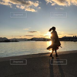 未来への旅の写真・画像素材[1257085]