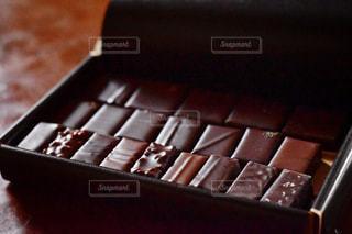 チョコレートの写真・画像素材[1259094]