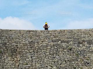 風景 石垣の写真・画像素材[1267999]