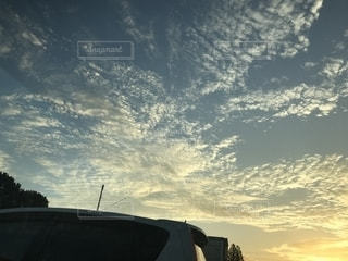 朝焼けの空の写真・画像素材[1479667]