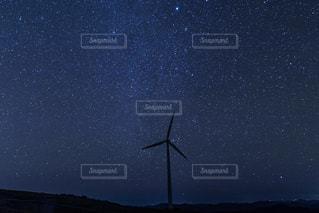 Starry nightの写真・画像素材[2610917]