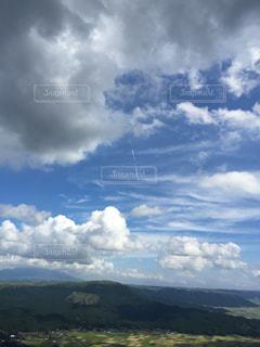 雲と山々の写真・画像素材[1262164]