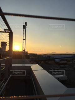 夕日の写真・画像素材[1263227]