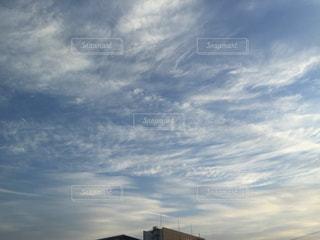 空の雲の写真・画像素材[1263230]