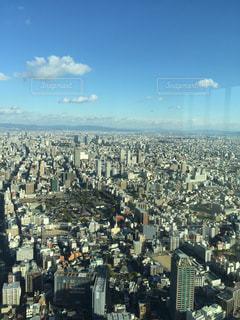 大都市風景のビューの写真・画像素材[1263252]