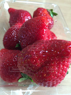 苺の写真・画像素材[1268338]
