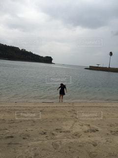 砂浜の写真・画像素材[1268359]
