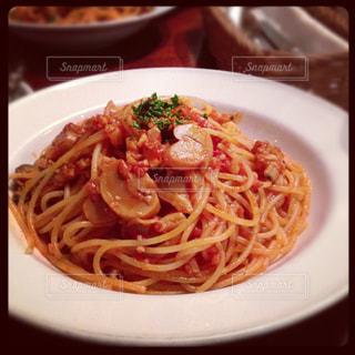 絶品トマトソーススパゲティの写真・画像素材[1263206]