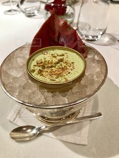帝国ホテルの高級料理の写真・画像素材[1264103]