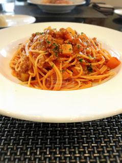 トマトソーススパゲティの写真・画像素材[1763058]