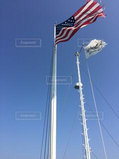 アメリカの国旗の写真・画像素材[1767400]