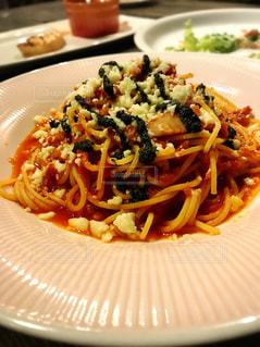 トマトスパゲッティの写真・画像素材[1783335]