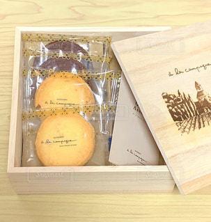 ア・ラ・カンパーニュの焼き菓子の写真・画像素材[1787192]