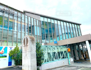 新しくなった原宿駅の写真・画像素材[3086112]