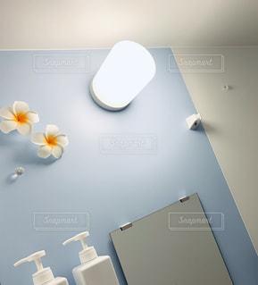 バスルームの写真・画像素材[3203605]