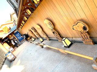 スヌーピー茶屋の写真・画像素材[3282771]