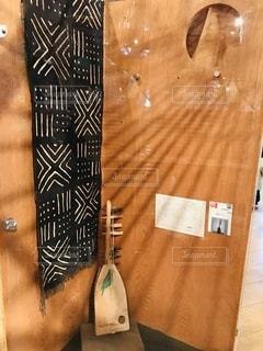 ボウハープ(アフリカの民族楽器)の写真・画像素材[3328300]