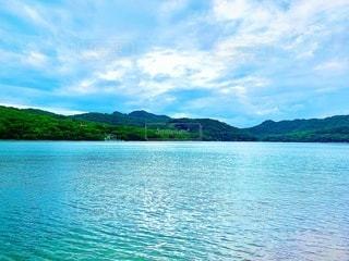 赤城の大沼の写真・画像素材[3555955]