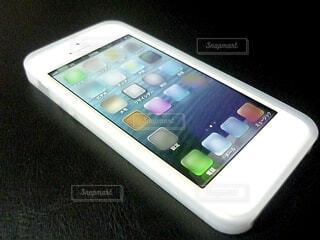 iPhone5の写真・画像素材[4254369]