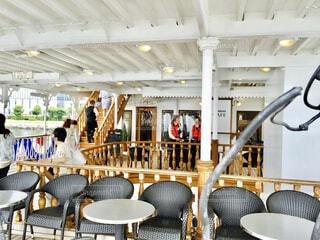 琵琶湖のミシガンクルーズの写真・画像素材[4297680]