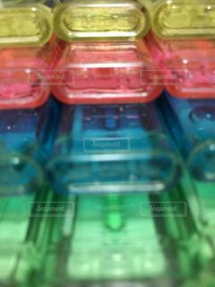 近くにプラスチック容器のの写真・画像素材[1262859]
