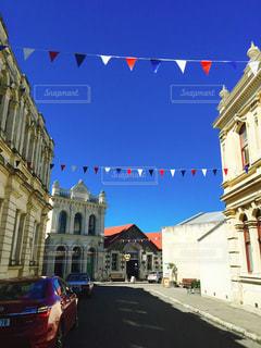 ニュージーランド オマルの街並みの写真・画像素材[1263520]
