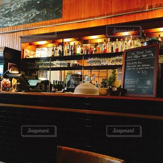 レストラン内の写真・画像素材[1264692]