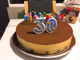 手作りケーキの写真・画像素材[1265371]