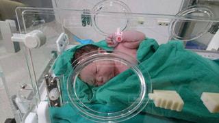 赤ちゃんの写真・画像素材[1583380]