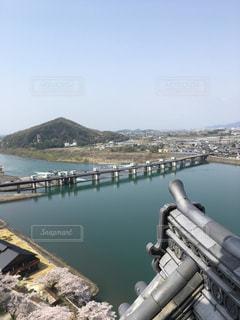 犬山城天守閣からの眺めの写真・画像素材[1266579]