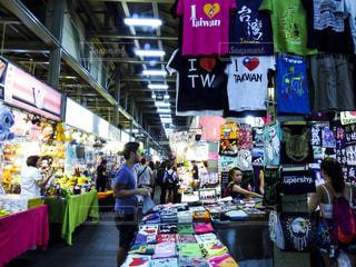 士林市場の写真・画像素材[1308503]