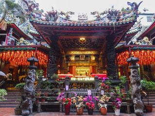 台北天后宮の写真・画像素材[1467389]