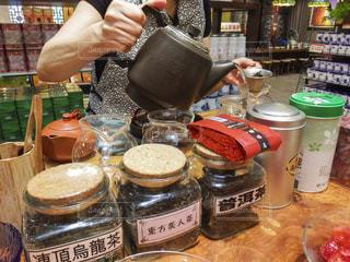 台湾茶の楽しみ方の写真・画像素材[1467392]