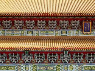 忠烈祠の大殿の写真・画像素材[1554298]