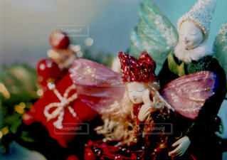 クリスマスドリームの写真・画像素材[1594152]