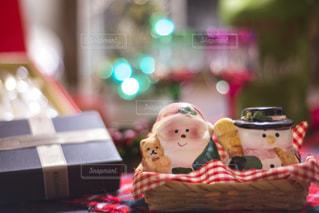 待ち通しいクリスマスパーティーの写真・画像素材[1643660]