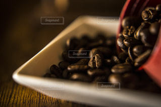 コーヒー豆の写真・画像素材[1874032]