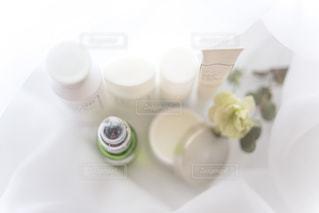 基礎化粧品の写真・画像素材[2025823]