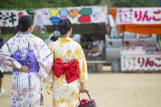 夏祭りの写真・画像素材[2038958]