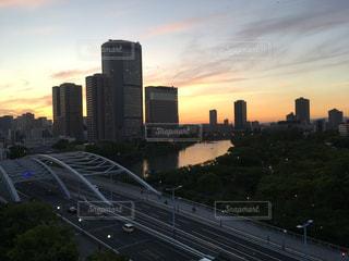 夕景の写真・画像素材[2246576]