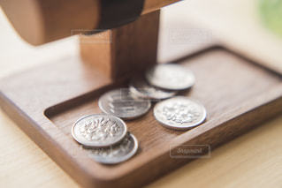 百円玉の写真・画像素材[2940110]