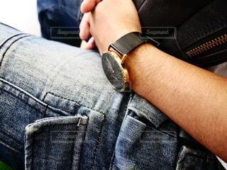 腕時計の写真・画像素材[3667050]
