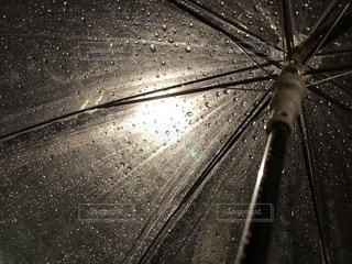 傘越しの光の写真・画像素材[1286808]