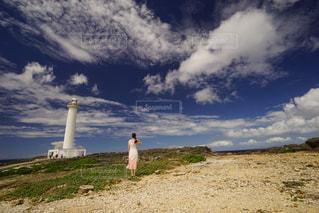 神秘的な龍の雲の写真・画像素材[1265812]